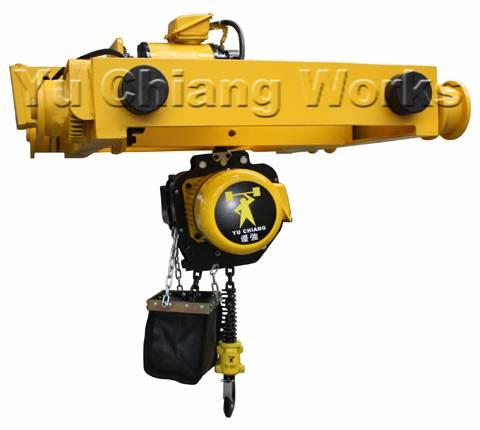Electric Chain Hoist - double-girders