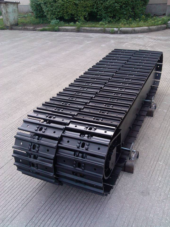 Steel track undercarriage (for excavator ,drill machine etc.)