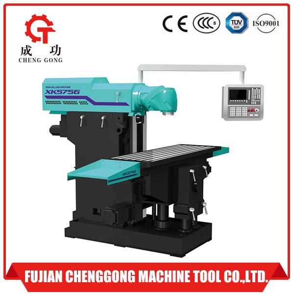 XK5756 Universal milling machine
