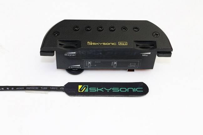 Soundhole Pickup Pro-1