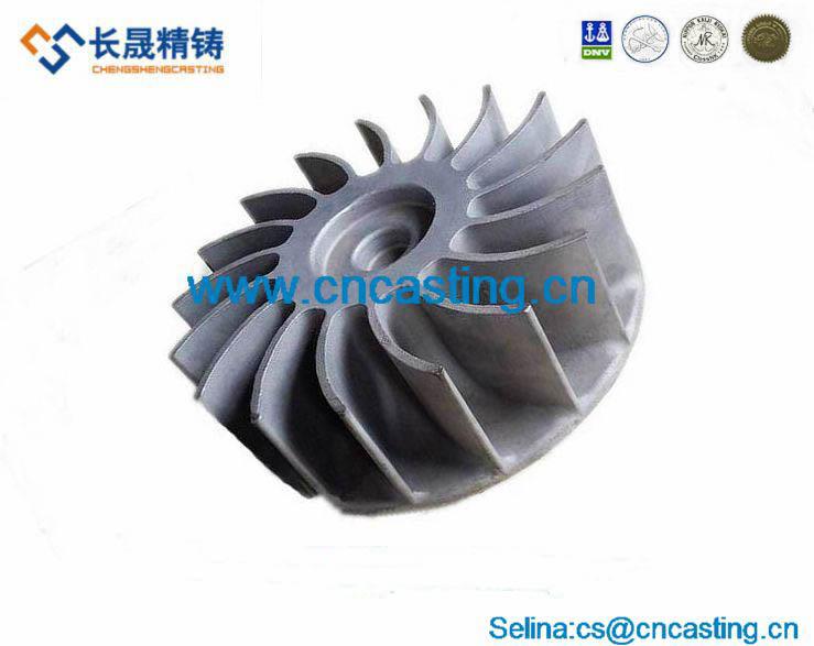Stainless Steel Investment Casting of valves & impeller