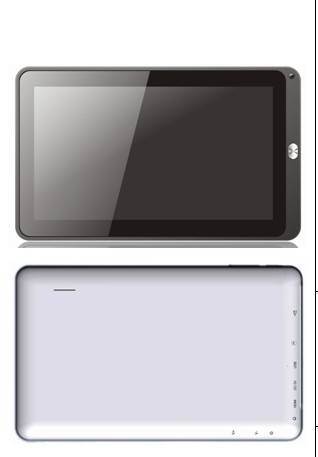 tablet PC with android 4.0 OS