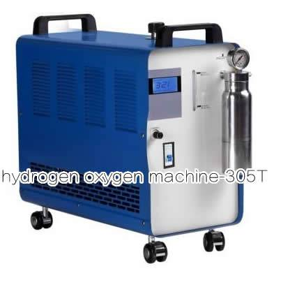 hydrogen oxygen machine-305T with mixed hho gases output ranging from 100 liter/hour to 600 liter/ho