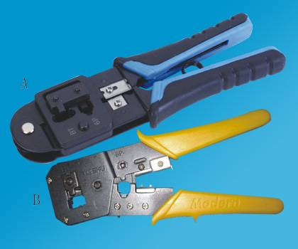 network crimper & cutter tools