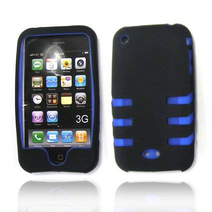 Soft Silicone Skin Case for Apple iPhone 3G