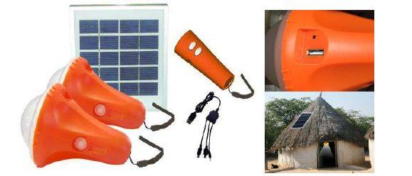 Solar Lantern with Remote Controller