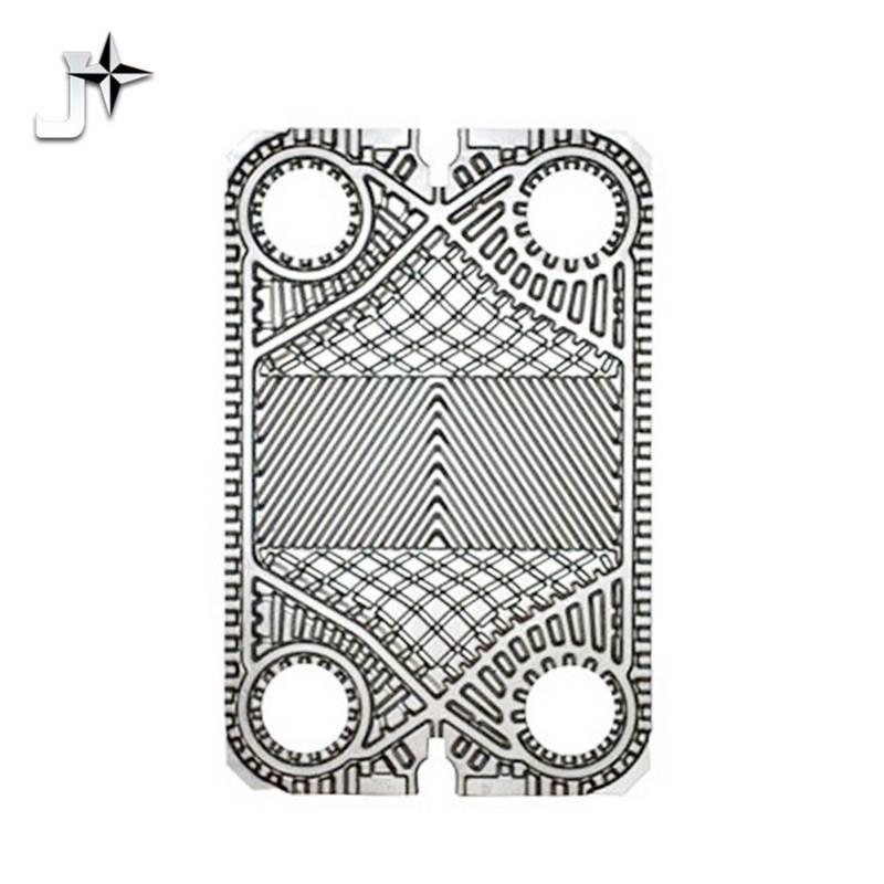 Detachable  heat exchanger plate