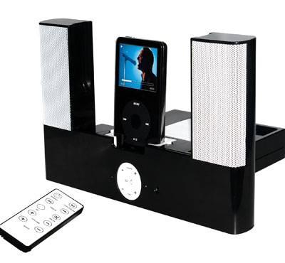 z-pc206-Portable multi-function speaker system
