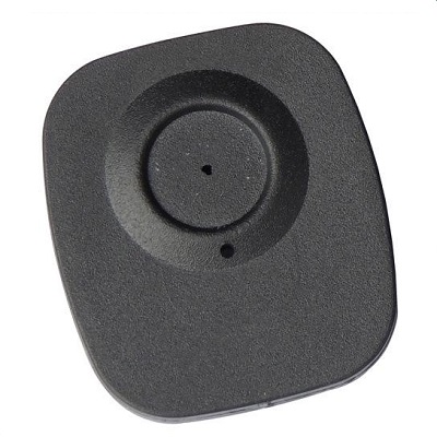 High quality security alarming hard tag EAS RF security tag for supermarket anti-shoplifting
