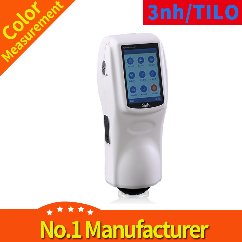 3NH Ns810 Whiteness Spectrophotometer Equal to X-Rite Sp64 Spectrophotometer