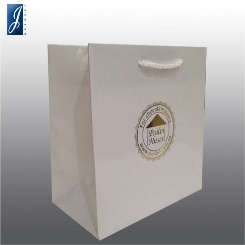 Customized small gift bag for PRALIN