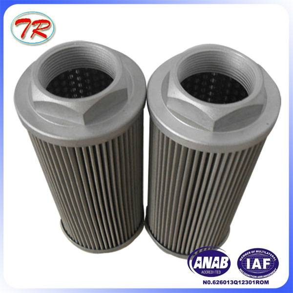 replacement leemin 90 micron filter WU-160x100 oil filters