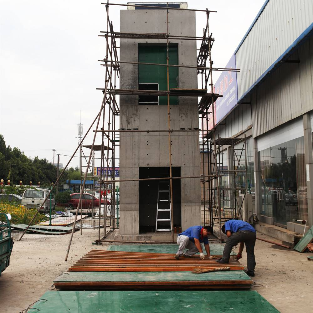 formwork plywood manufacturers hot sell plastic film faced plywood