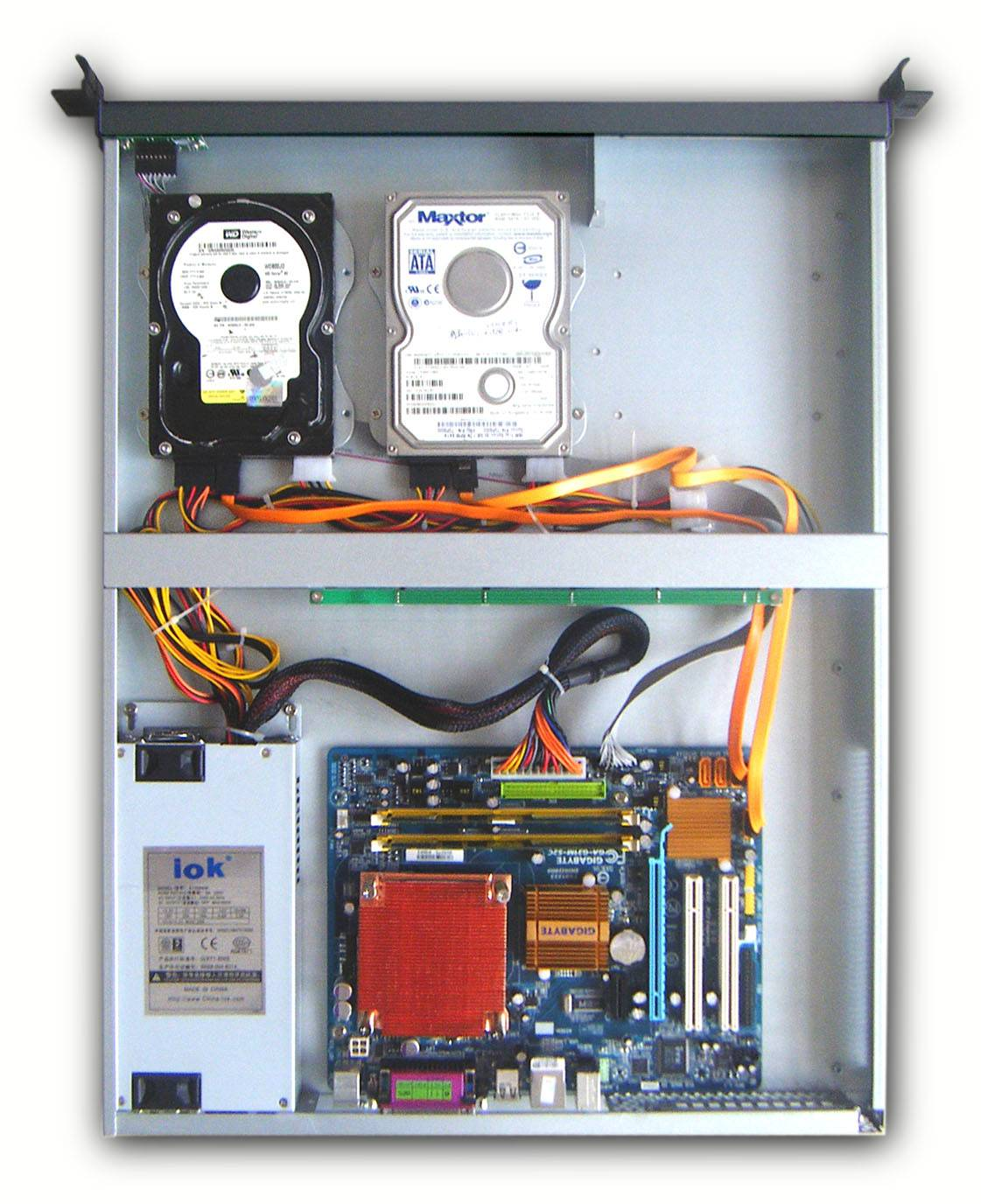 S1290 Rackmount chassis