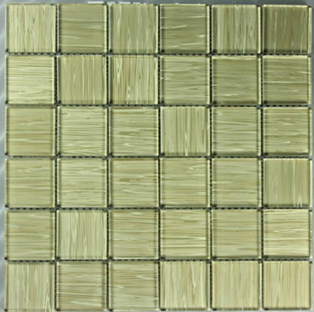 3d glass tile