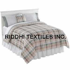 Madras Checks Bedspreads