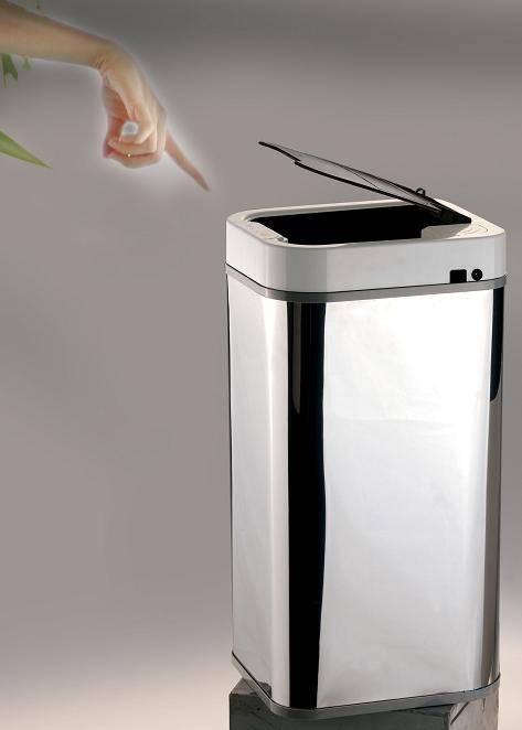 Motion Sensor Waste Bin
