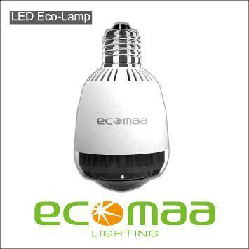 Ecomaa- Lamp Series 13W&10W LED Lamp with Fan inside