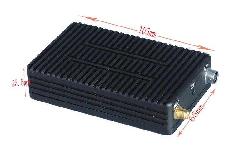 SF-H8600MP-1W Mini COFDM Wireless Transmitter,Hidden Video Transmitter,NLOS Video Transmitter