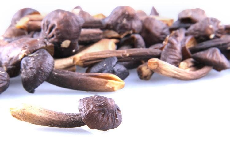 VF Black Termitomyces dry vegetables