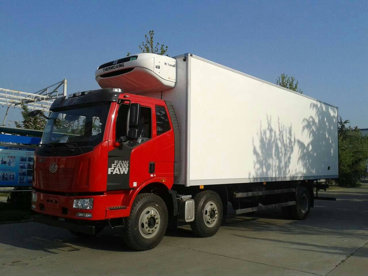 Hot sale refrigerated truck body