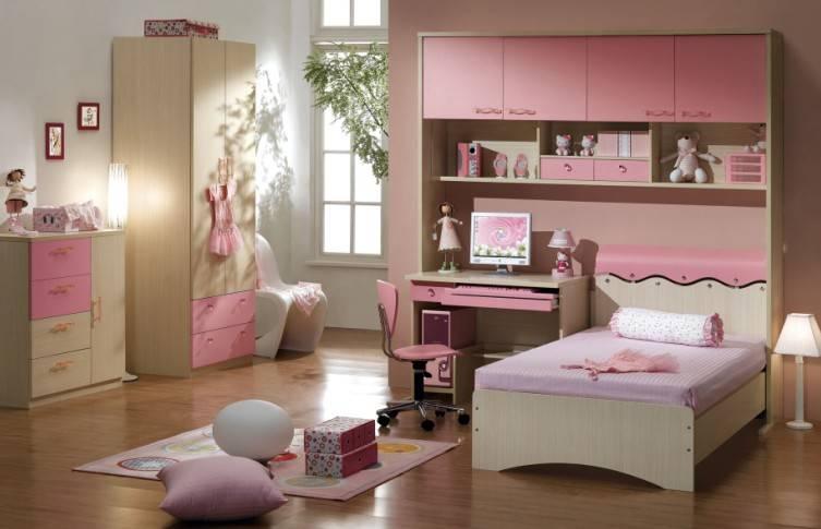 Children Furniture L160 Pink Lady