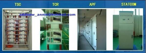 Static Var Compensators (SVC, TSC, TCR, APF, STATCOM)