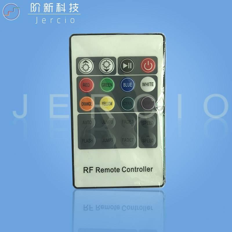 Jercio RF-14 key  SK6812/ WS2811/APA102 controller,