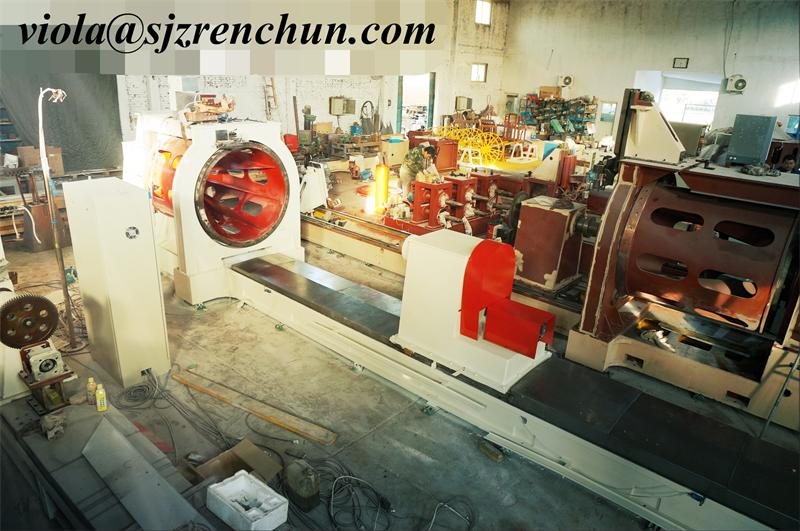 High Configuration Heavy Duty Profile Wire (Wedge Wire) Screen Welding Machine for Chemical Industry