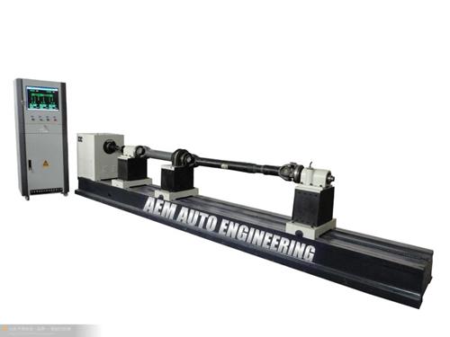 Transmission Drive Shaft Dynamic Balancing Machine