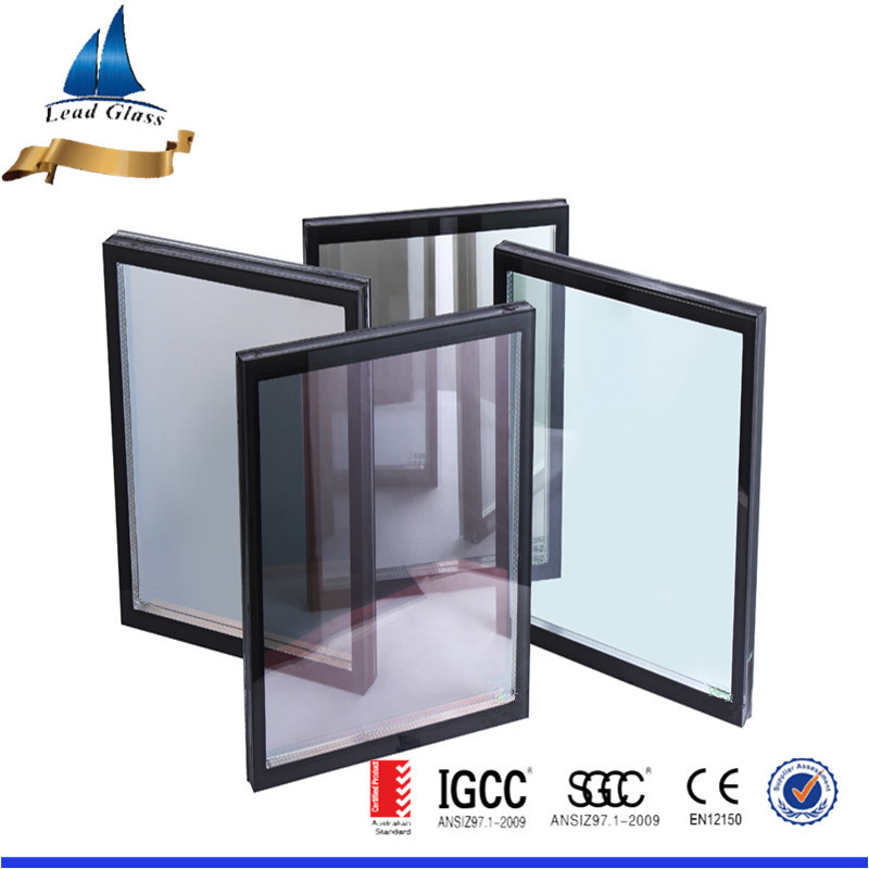 Low price standard size tempered insulated glass/insulated glass/glass windows