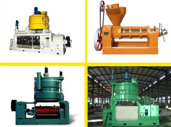 The whole process of palm kernel oil expeller line
