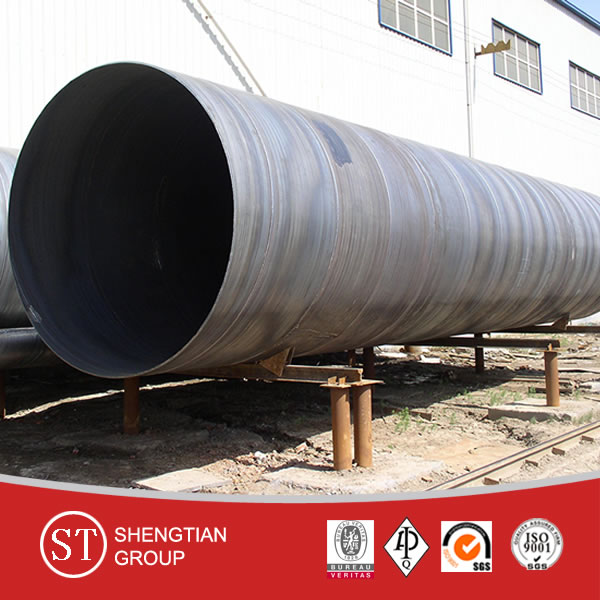 API5l X52 Spiral Steel Pipe