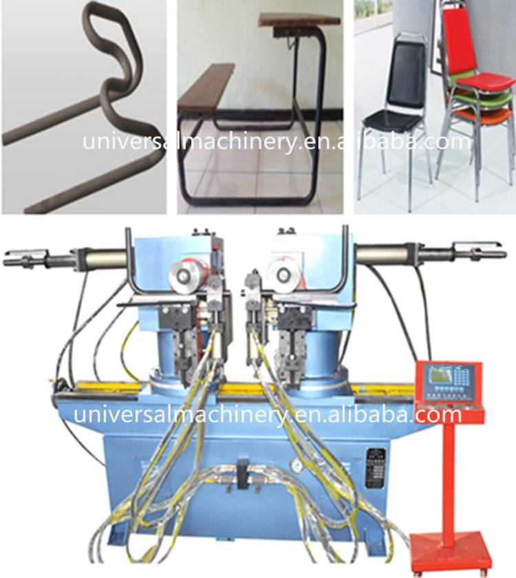 China top manufacturer Double Head Pipe Bending Machine