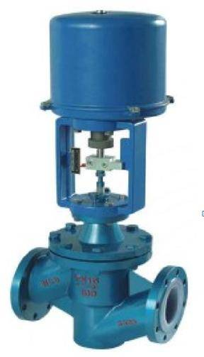 electric actuator lining globe valve