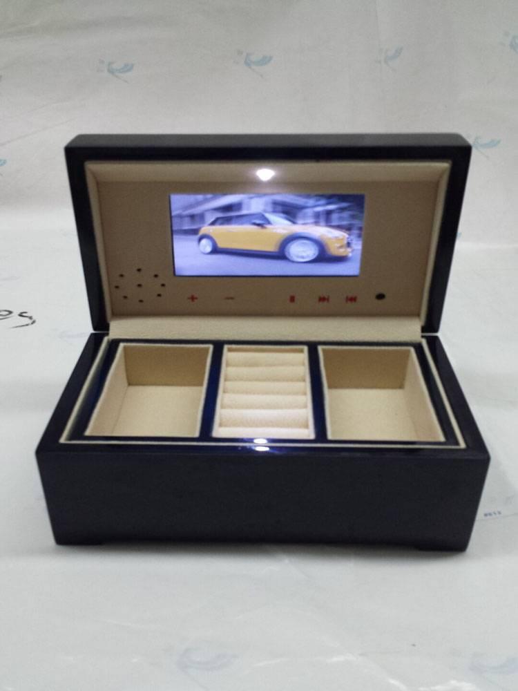 "4.3"" LCD vedio box for watch/wedding/jewelry/perfume/zippo"