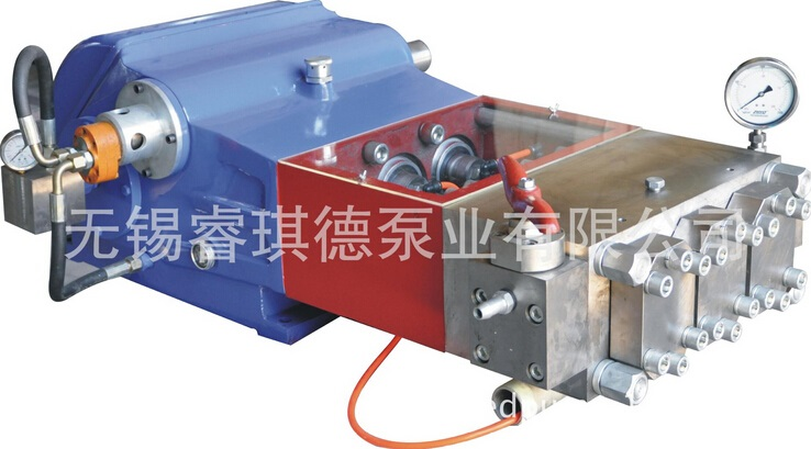 high pressure pump,high pressure reciprocating pump(WP3Q-S)
