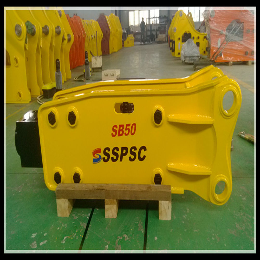 SB50 hydraulic breaker hammer for excavator