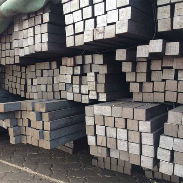 Chinese well-reputed manufacturer Square Steel Bar /