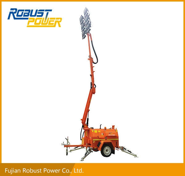 RPLT-7600 LED Flood Light Tower