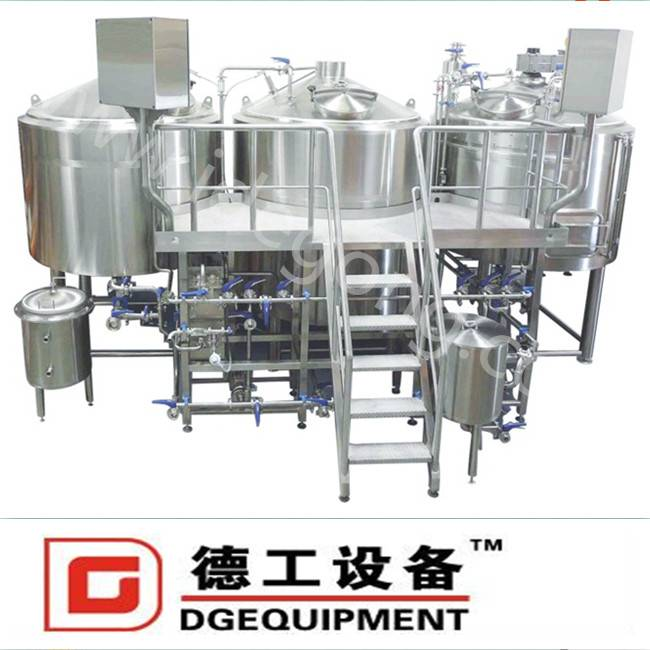 1500L beer brewery equipment / machinery