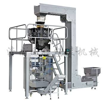 Full-automatic Vertical Granule Packaging Line(with 10heads combination weigher)