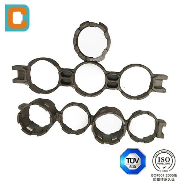 OEM lost wax casting parts for heat treatment