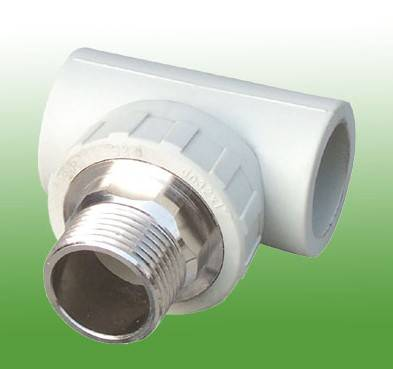 PPR PE pipe fittings