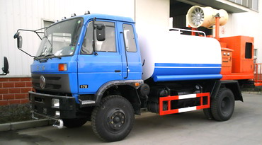 DTA5120 Drug spraying truck