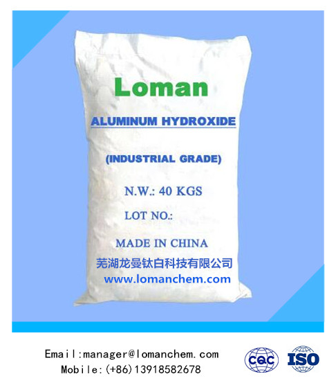 Hot Sale Aluminum Hydroxide from China Factory