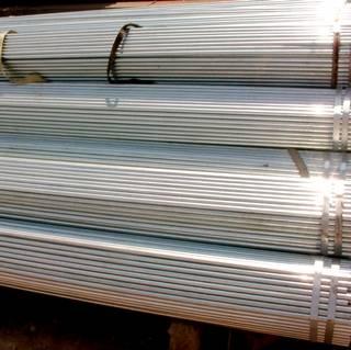 Hot dip Galvanised Round Steel Pipe (AS 1163-2009)