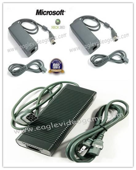 XBOX360 XBOX 360 AC Power Adapter Brick 203 Watt/175W/150W for Xbox 360