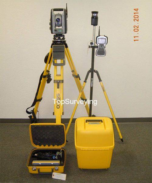 Trimble S8 Robotic Total Station TSC3 S6 VX SPS