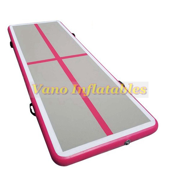 Tumble-track AirTrackMats Air Track Gymnastics Mat Tumble AirTrack Factory Vano Inflatables